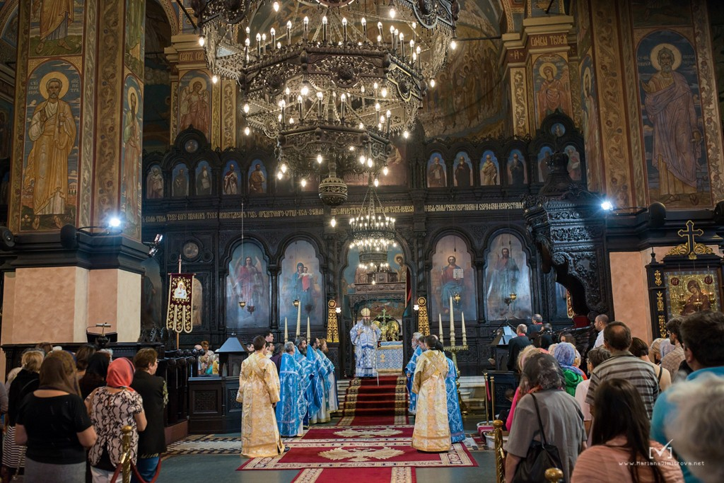 Кръщене катедрален храм Варна, фотограф Варна
