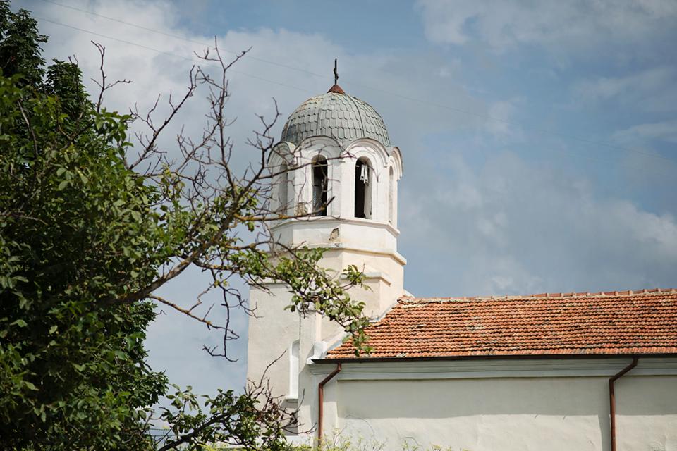 Свето Кръщение - Емил, село Приселци, Варна, фотограф Варна