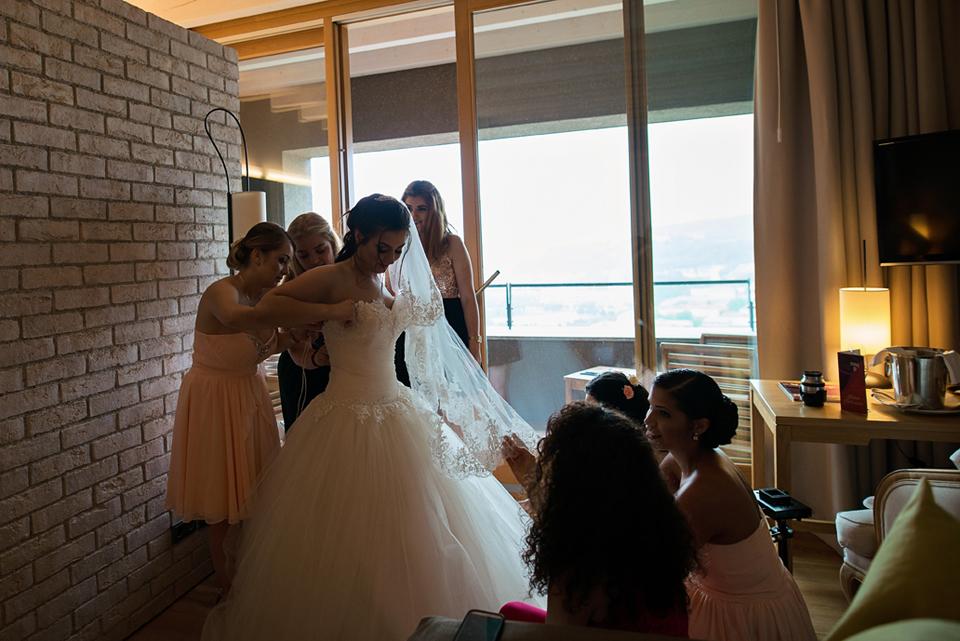 P & J : Wurzburg wedding, сватбена фотография