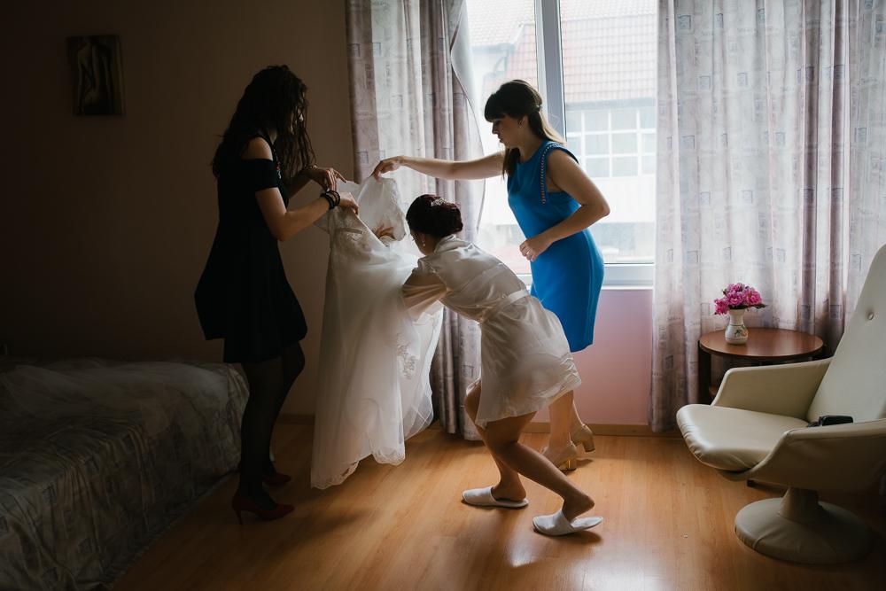 сватба в Албена